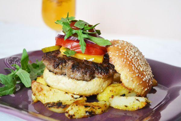 Mielone: hamburger wg Jamiego Olivera