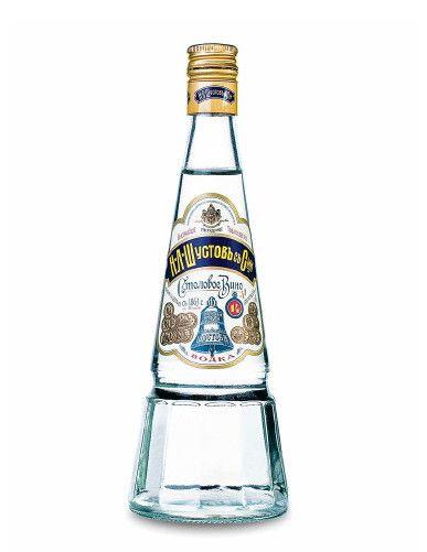 """Vodka """"Shustov & Co."""""""