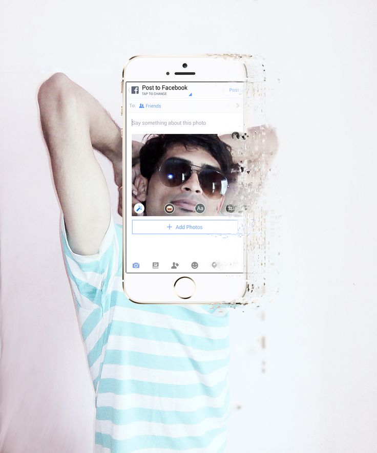 with mobile