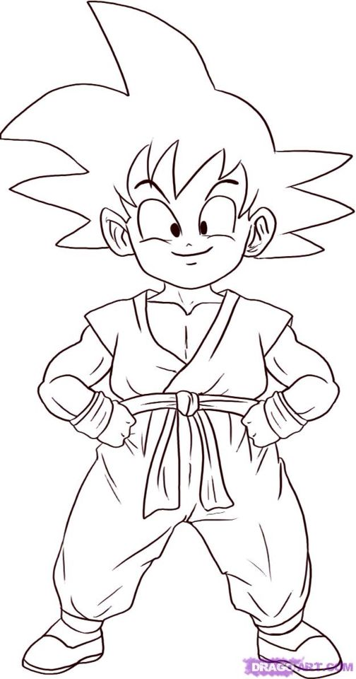 Drawing dragonball z characters is always fun with the new dragonball evolution movie being out in the theaters i figured that i would show you
