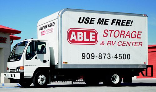 budget rental truck rialto free moving truck fontana san bernardino