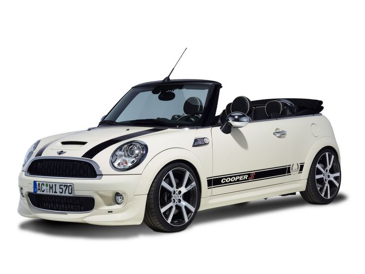 AC Schnitzer Mini Cooper S Convertible Wallpaper