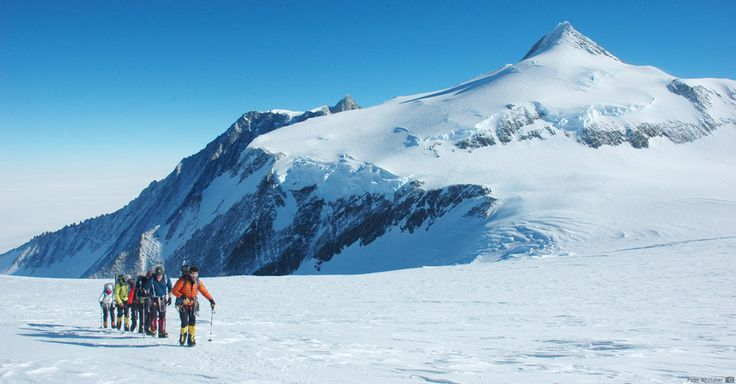 Climb Vinson Massif.