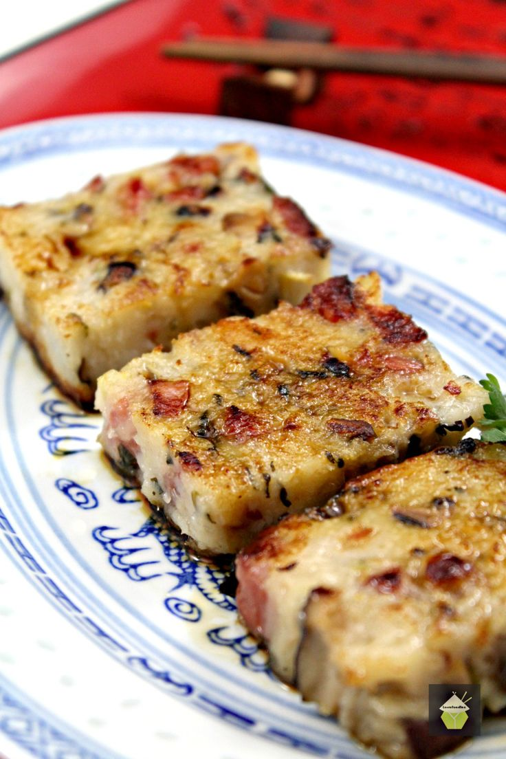 Lo Baak Gou Chinese Turnip Cake A Delicious Traditional