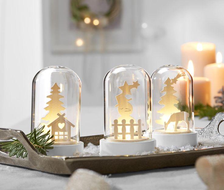 5295 Ft | Ez a LED-es díszbura meleg, világító kiegészítőként szolgál a karácsonyra feldíszített lakásban.