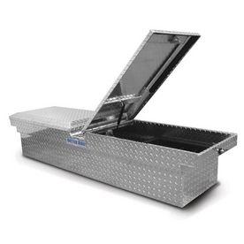 Better Built Full-Size Silver Aluminum Truck Tool Box
