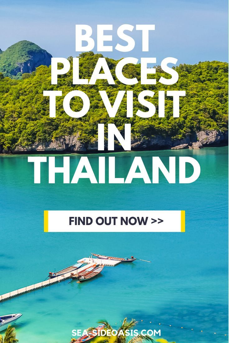 Top 5 Places To Visit In Thailand Thailand Travel Destinations Travel Destinations Asia Thailand Travel