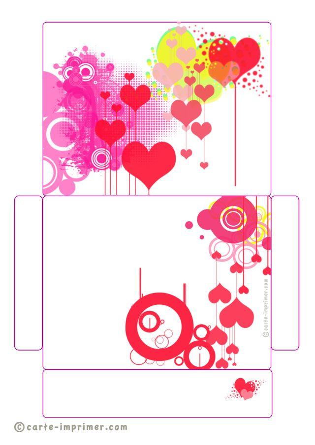 Bricolage saint valentin printables pinterest - Bricolage st valentin pinterest ...