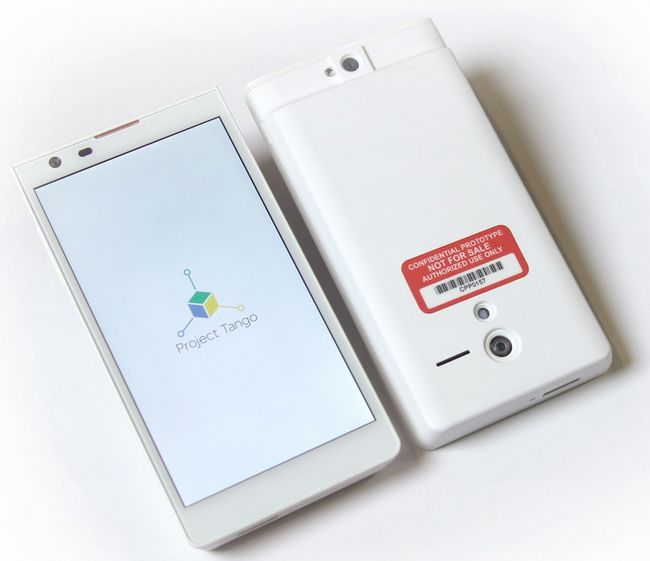 Video: Here's how Google's Project Tango maps indoor spaces