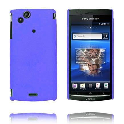 Hard Shell (Blå) Sony Ericsson Xperia Arc Deksel
