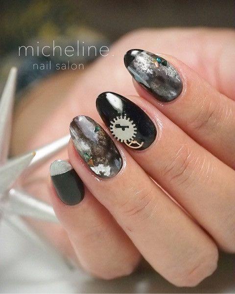 レプリカント〜迷宮〜 の画像|丸山美咲のネイル画室-micheline nail.-