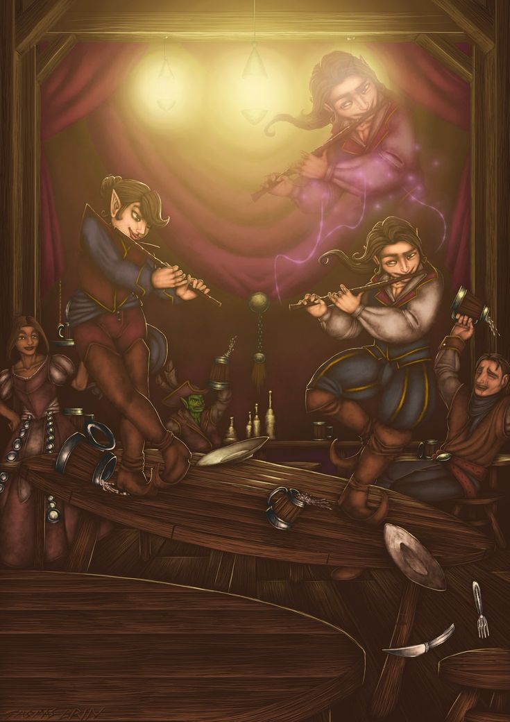 Critical Role Fan Art Gallery – Paint Your Way Into An Adventure | Geek and…