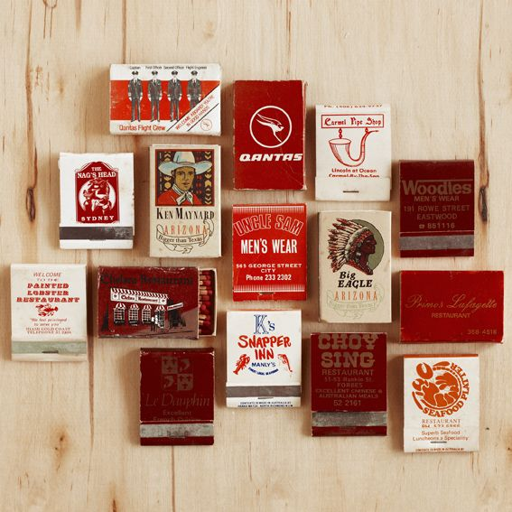 To order your business' own branded #matchboxes call 800.605.7331 or goto: www.GetMatches.com