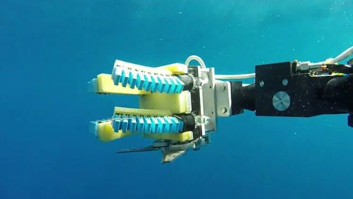 Underwater Soft Robotic Gripper Offers New Hope for Marine Archaeology