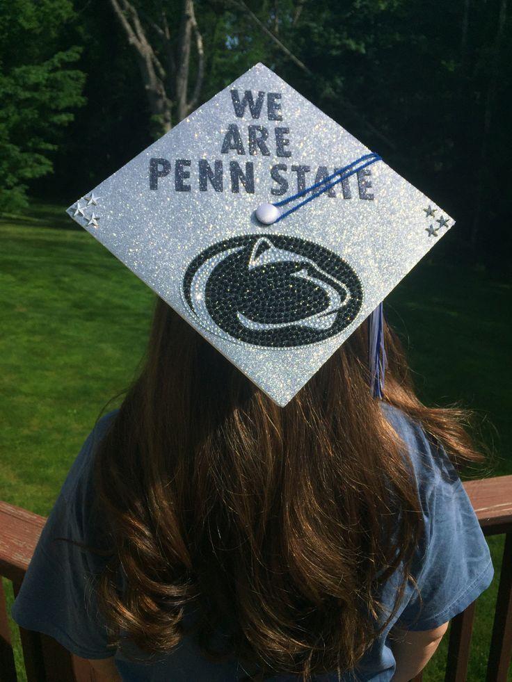 Penn State Graduation Cap - #graduation #state - #DecorationGraduation