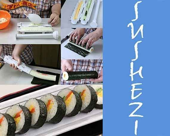 Really? You thought you had time to make sushi?   10 Things That Used To Take You Forever