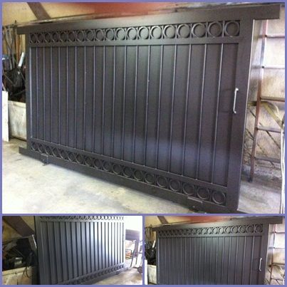 Ideas about wrought iron stairs on pinterest wrought a more decor - Portones Rusticos Artisticos Google Search Porton