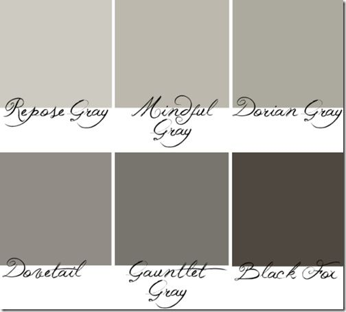 "I am struggling terribly with finding a ""greige"" to go with my travertine in my entry and kitchen. In the adjacent rooms, there is dark hardwood and sherwin wiliams ""Agreeable gray"". RIght now, Benjamin Moore ""Sail cloth is in the kitchen and entry and it is just not quite r..."