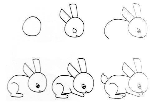 Impara a disegnare animaletti ...! | Cartoni animati