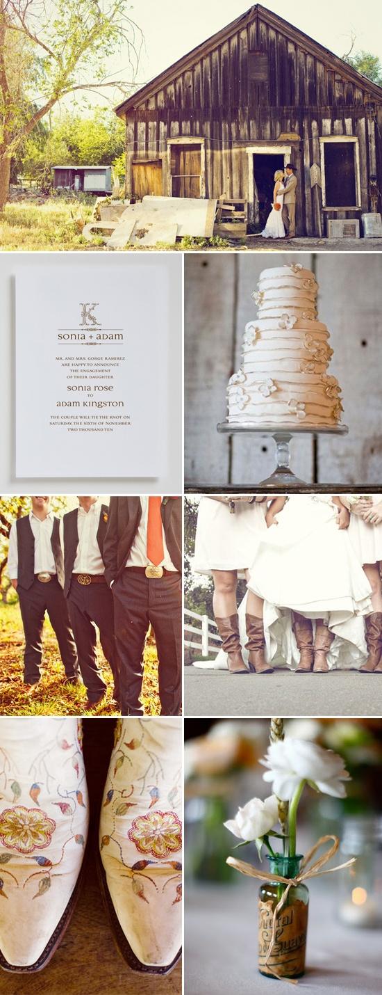 country #wedding inspiration