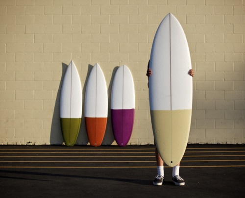 Inspiration to paint my blank longboard deck.
