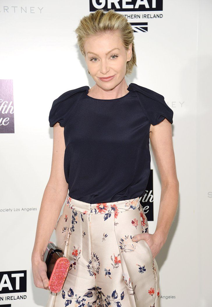 Pin for Later: 93 Stars Whose Real Names Will Surprise You Portia de Rossi = Amanda Lee Rogers