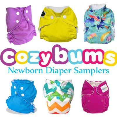 Cozy Bumdle Newborn Sampler