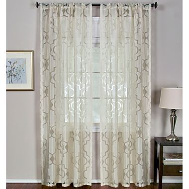 Montego Curtain Panel Jcpenney Curtains Pinterest