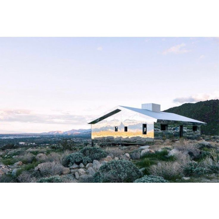 Doug Aitken's 'mirage' installation in Coachella Valley