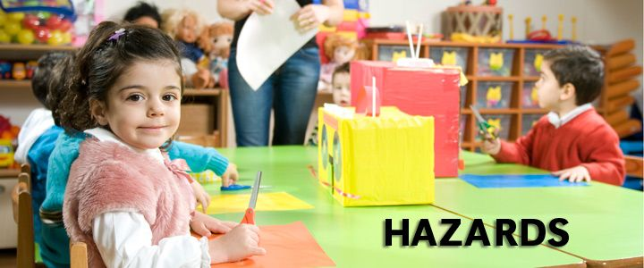 Employers should be aware of the hazards relating to OH&S in early childhood services (including kindergartens, long day care and child care…