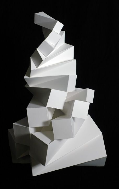 Paper Form - Student Work of Delaware County Community College.