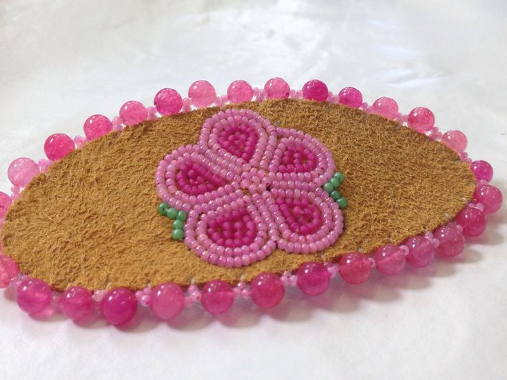 A personal favorite from my Etsy shop https://www.etsy.com/listing/386326042/pink-flower-barrette