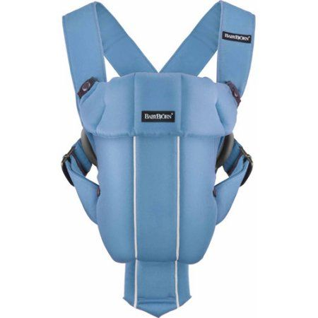 BabyBjorn Baby Carrier Original, Blue