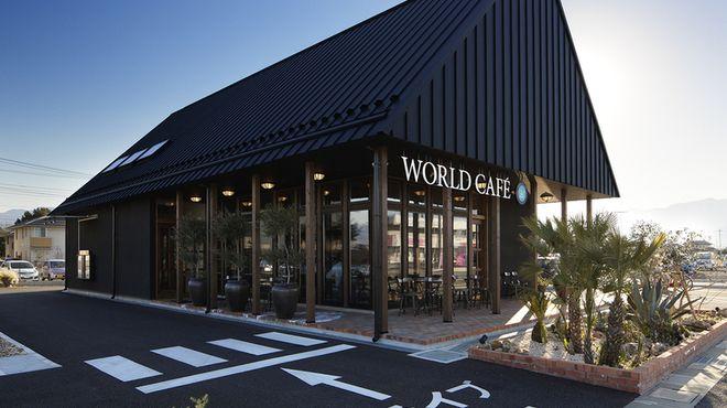 ワールドカフェ 甲府昭和店 (WORLD CAFE) - 甲府/カフェ [食べログ]
