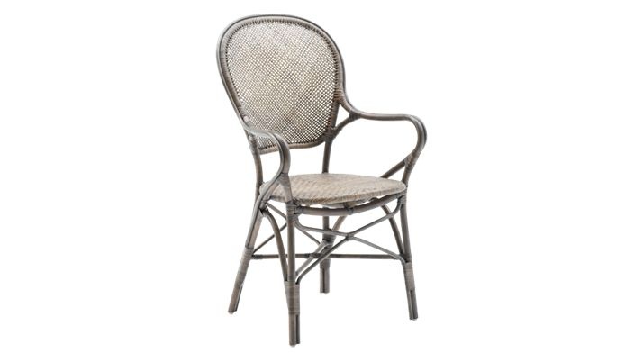 Specifications   Width: 54 cm  Depth: 55 cm  Height: 93 cm  Seat Height: 45 cm  Arm Height: 65 cm  Variations 1007U Natural 1007C Cherry 1007T Taupe 1007A Antique 1007S Black