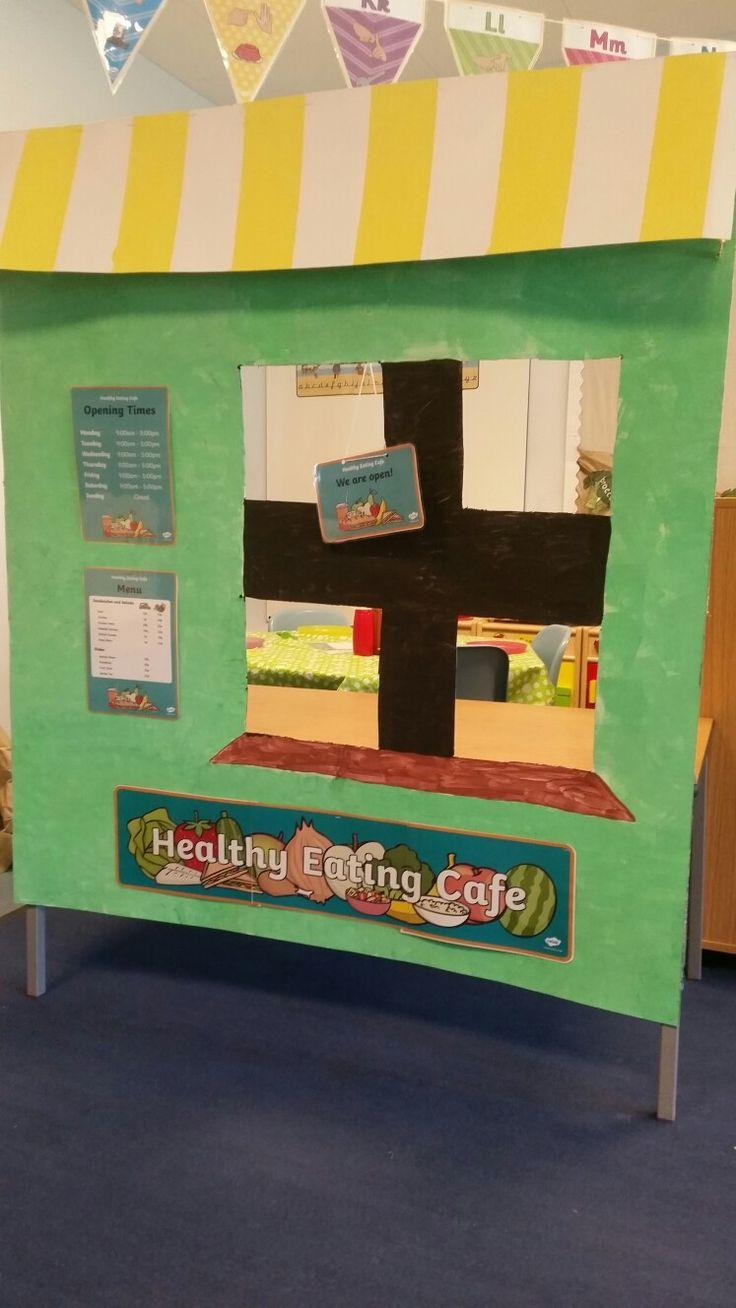#healthyeatingcafe #eyfs