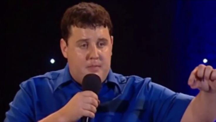 Peter Kay - Biscuit Sketch (Manchester Arena) https://youtu.be/xeQ3LyvmDkM