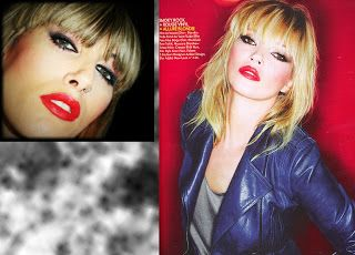 MichelaIsMyName: Kate Moss Inspired Make Up (number two)