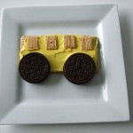 School Bus Shapes Snack Craft For Kids.          We are big fans of this versatile School Bus sna