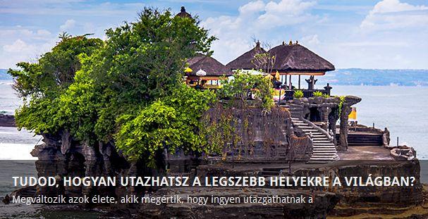 Megváltozik azok élete, akik megértik, hogy utazgathatnak ingyen is a világban, kedvük szerint! Nézd meg itt: http://www.lukacsferenc.com/blog/?p=1135