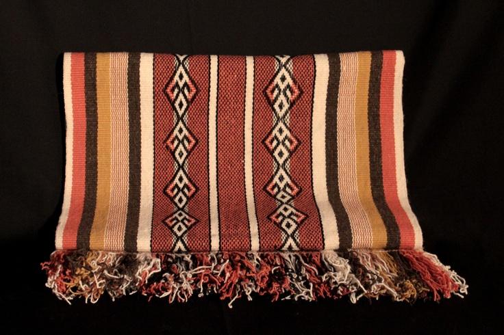 Pieza tradicional mapuche