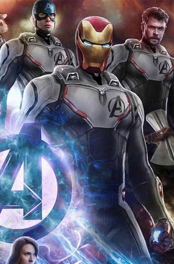 ab5efb1ac Top 15 Facts Avengers Endgame Quantum Realm Suit - Black-Leather Jacket Blog