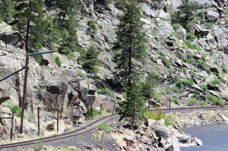 https://flic.kr/p/HprRm5   Rails Along the River - Chaffee, Colorado