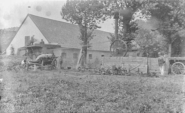 Skovbogård - Gårde i det gamle Valby