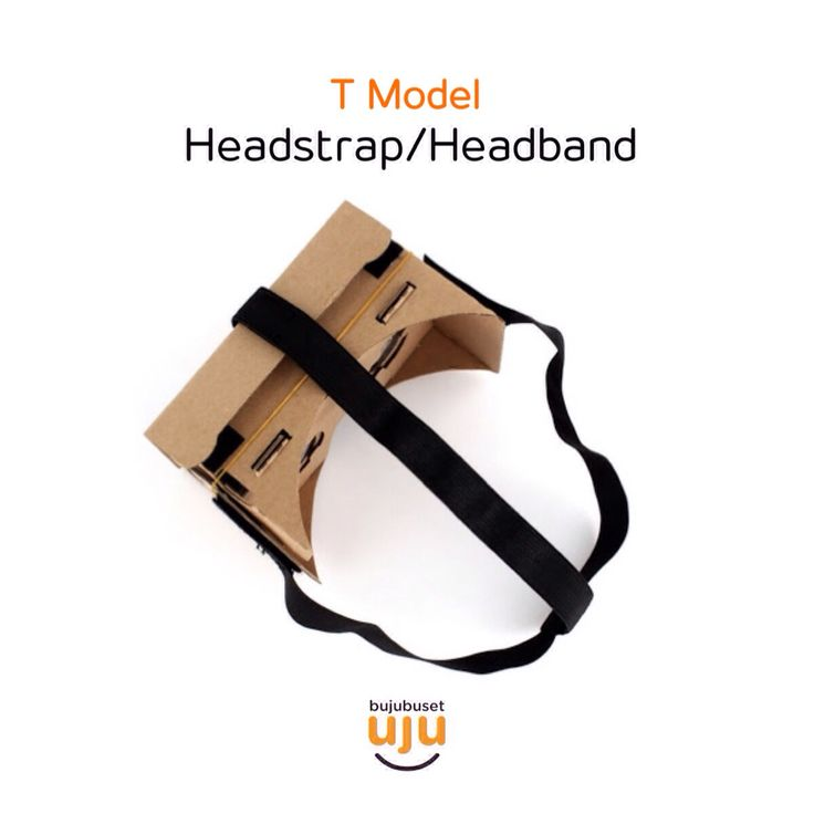 T model Headstrap/Headband IDR 25.000
