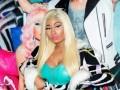 Nicki Minaj Survived With Tea During Video Shoot