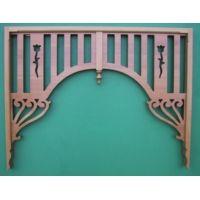 Interior Fretwork - Dan Hall Arch - Timber - Ryan Woodworks