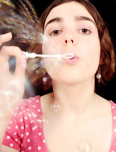 Day 127 - Bubbles by margolove, via Flickr