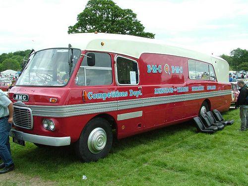 BMC 25, Race Transporter by Brimen, via Flickr