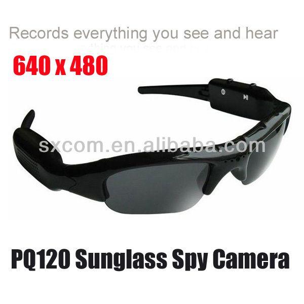 Multifunctional digital video recorder hidden camera glasses spy gadgets